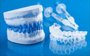น้ำยาฟอกสีฟัน แบบฟอกฟันที่บ้าน