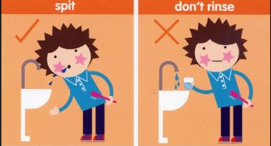 แปรงฟันแบบแห้ง ช่วยป้องกันฟันผุ